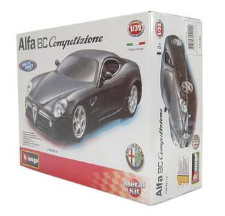 Авто-конструктор - ALFA 8C COMPETIZIONE 18-45114, фото 2