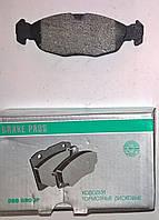 Тормозные колодки передние Opel  Vectra 1.6