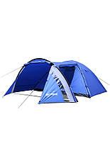 Палатка с тамбуром SOLEX(3 места)