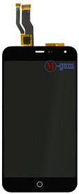 LCD модуль Meizu M1 черный