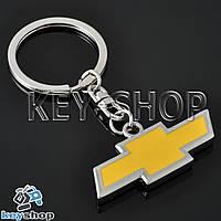 Металлический брелок для авто ключей Шевролет (Chevrolet)