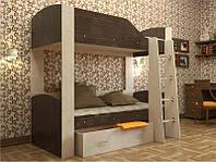 Кроватка детская Дм-71