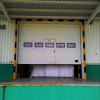 Ворота промышленые