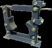 Тормоз колодочный ТКП-200