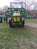 Опрыскиватель полевой прицепной 2000 л/18,21 м штанга на полной гидравлике