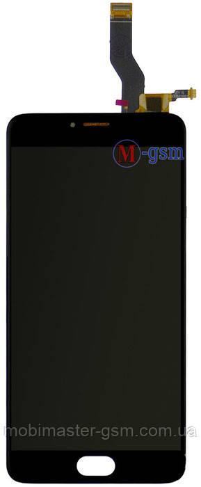 LCD модуль Meizu M3 Note (L681H) черный