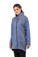 Женское пальто ПВ-26 Синий, фото 1
