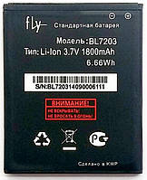 Аккумуляторная батарея original к мобильному телефону Fly IQ4405, IQ4413  1800mAh (BL7203)