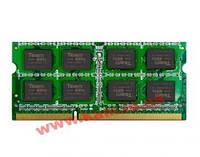Оперативная память Team SO-DIMM 4Gb DDR3 1600 (TED34G1600C11-S01) (.TED34G1600C11-S01)