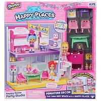 Набор Шопкинс Happy Places Студия вечеринок Shopkins Happy Places Party Studio