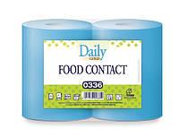 Протирочные бумажные салфетки FC550  550 отрывов 3 слоя целлюлоза