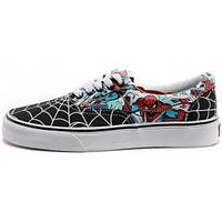 Кеды Vans Era Black White Spider-Man
