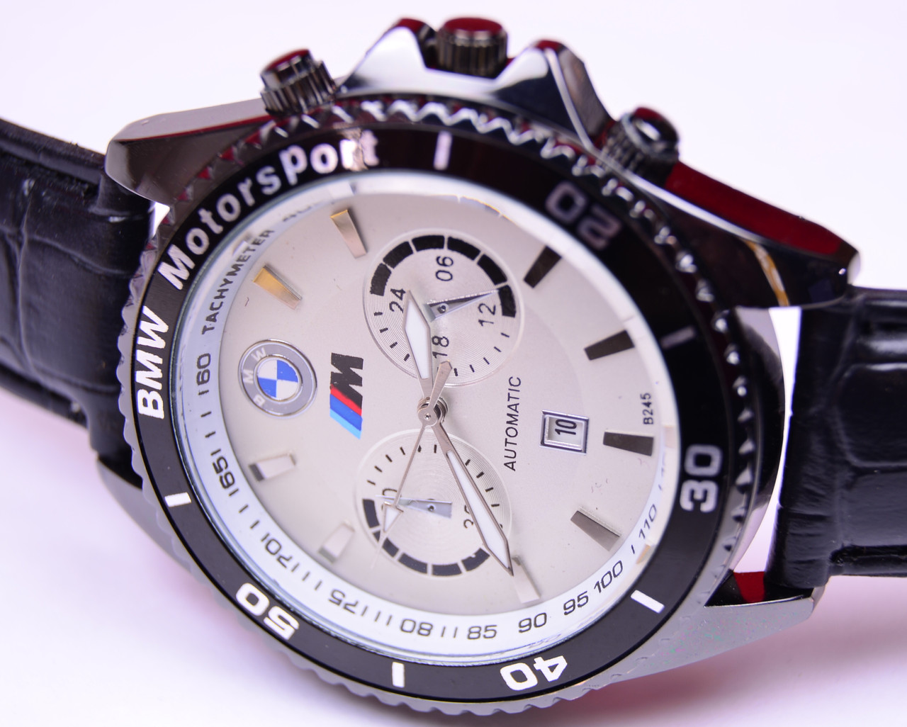 e203b52a Мужские наручные часы BMW (B243) кварц календарь белый циферблат, цена 219  грн., купить в Николаеве — Prom.ua (ID#533248779)