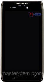 LCD модуль  Motorola Droid Razr XT910, XT912 черный в рамке