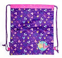 Школьная сумка для обуви 1 Вересня smart sb-01 pony 40*35 см (553593)