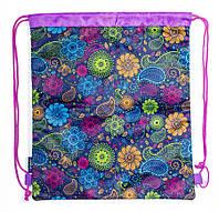 Школьная сумка для обуви 1 Вересня smart sb-01 colours 40*35 см (553587)