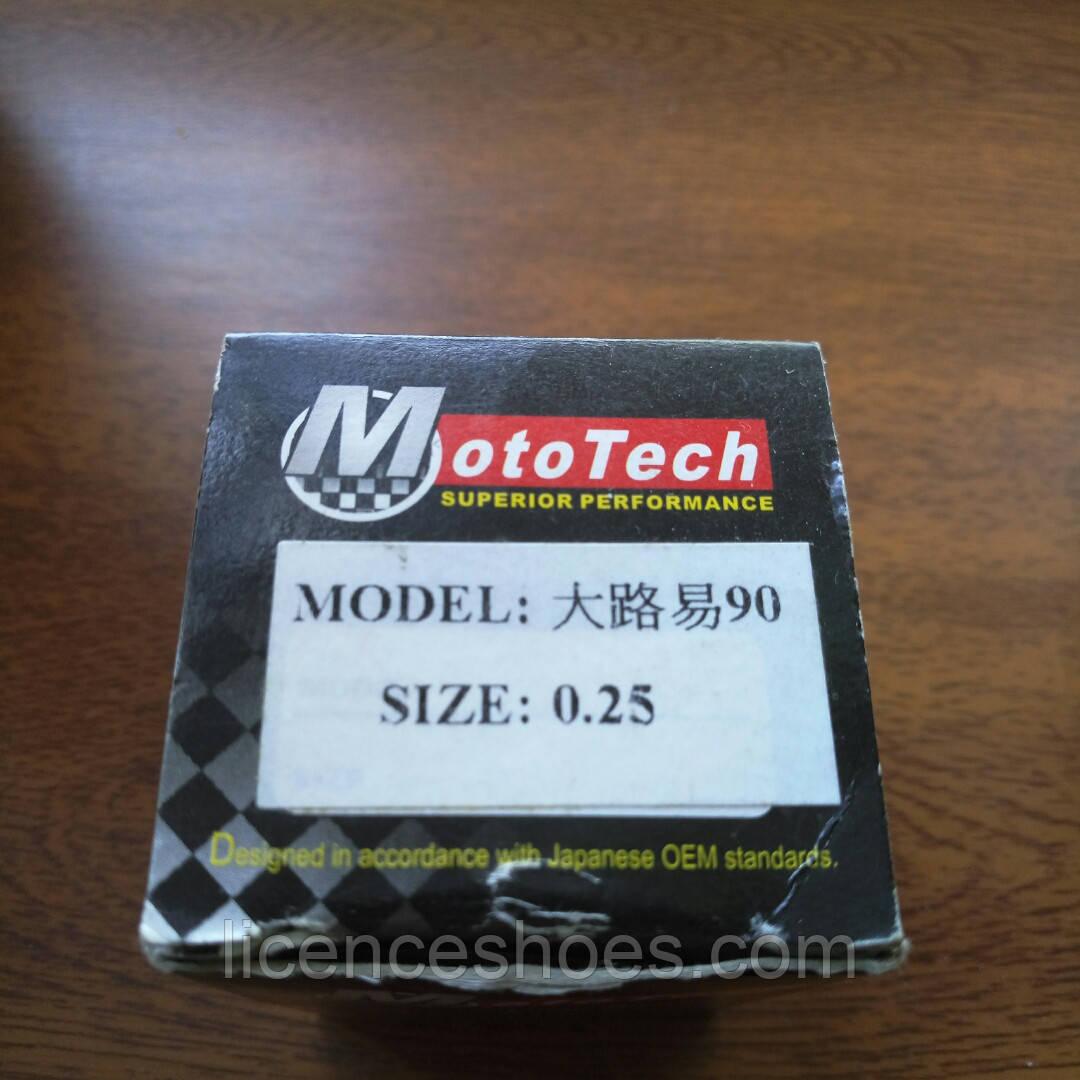 Поршень MotoTech Taiwan +0.25 мм для Honda Lead 90