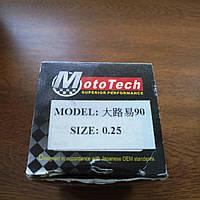 Поршень MotoTech Taiwan +0.25мм для Honda Lead 90
