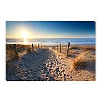 Светящиеся Картины Startonight На Пляж Природа Пейзаж Печать на Холсте Декор стен Дизайн Интерьер