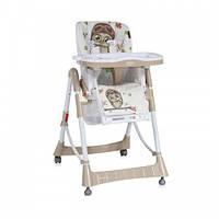 Детский стульчик для кормления Bertoni PRIMO (beige owl)