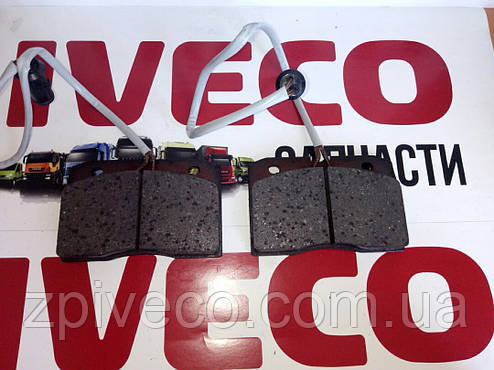 Колодки  тормозные передние C1E006ABE , фото 2