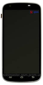 LCD модуль Qumo quest 506 с белой рамкой