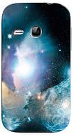 Чехол для Samsung gt-s6312/6310 galaxy young (Космос)