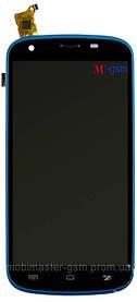 LCD модуль Qumo quest 506 с голубой рамкой