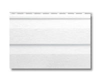 """Панель ТМ """"Альта-Сайдинг"""" 3,66м*0,23м белая"""