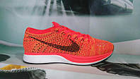 Подростковые кроссовки Nike Flyknit Racer Multi-color