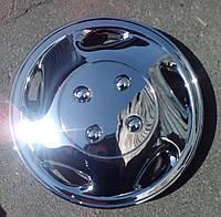 Колпаки VITOL хром Mirror Fint R13