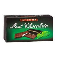 Шоколадные пластинки с мятой Mints Chocolate 200g