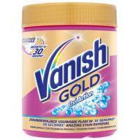 Средство для удаления пятен Vanish Gold Oxi Action порошкообразный для тканей 470 г (5900627063165)