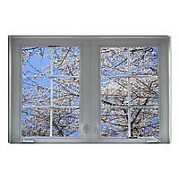Светящиеся Картины Startonight Окно в Сад Природа Пейзаж Печать на Холсте Декор стен Дизайн Интерьер