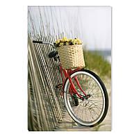 Светящиеся Картины Startonight Пляж Велосипед Цветы Природа Пейзаж Печать на Холсте Декор стен Дизайн Интерьер