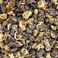 Чай черный китайский элитный Золотая улитка 250г