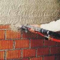 Несколько слов о механизированном способе штукатурки стен (интересные статьи)