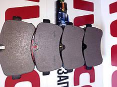 Колодки гальмівні задні.35C E4 C2E001ABE
