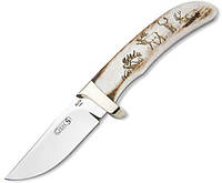 "005EKSLEB Нож Buck ""GEN-5 Skinner Majestic Elk"""