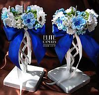 Подсвечники для Семейного очага на 2 свечи, свадебные для украшения