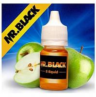 Жидкость Mr. Black Яблоко 15 мл