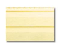 """Панель ТМ """"Альта-Сайдинг"""" 3,66м*0,23м лимонная"""