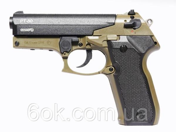 Пневматический пистолет Gamo PT-80 Special Edition кал.4,5