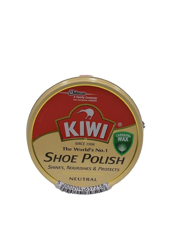Крем для обуви KIWI бесцветный