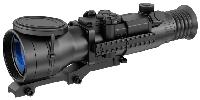 Phantom 4x60 BW Weaver+насадка 1,5х (ЕОП 2+, чорнобіле зображення, дистанція 800м)