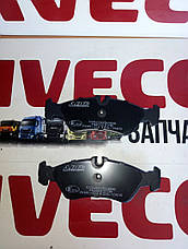 Дисковые тормозные колодки , комплект, фото 3