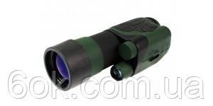 NVМТ Spartan 4x50 (монокуляр, збільшення 4х, удосконалений ІЧ ліхтар)  YUKОN