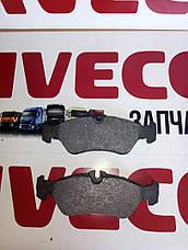 Дисковые тормозные колодки , комплект, фото 2