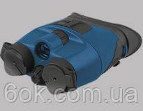 БНБ Tracker 2x24 WP (бінокль, збільшення 2х, ІЧ ліхтар 75 мВт, водонепроникний)  YUKON