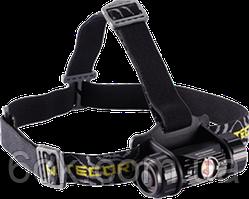 Фонарь налобный Nitecore HC50 (Cree XM-L2, 565 люмен, 10 режимов, 1x18650/2xCR123A)